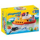 6957-Navire transportable - Playmobil 1.2.3