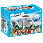 6671-Famille avec camping-car - Playmobil Summer Fun