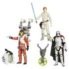 Star Wars figurine 10cm univers Jungle et espace