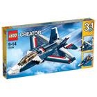 31039-L'avion Bleu