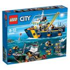60095-Lego city 60095 bateau explo