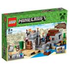 21121 L'avant-poste dans le desert Minecraft