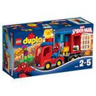10608-Duplo Spiderman et camion