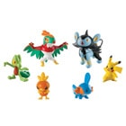 Pack figurine de combat Pokemon