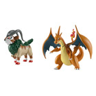 Pokemon super figurine