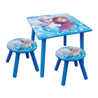 Ensemble Table et Tabourets Frozen