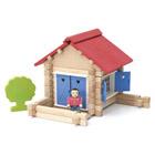 Maison en bois 70 pièces