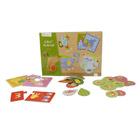 Coffret jeux éducatifs-Le jardin