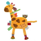 Doudou Friends girafe