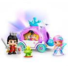 Carosse Pinypon avec Prince et Princesse
