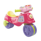 Cyclo-moto 2 en 1 rose