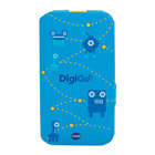 Digigo etui de protection bleu