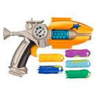 Pistolet deluxe Blaster sons et 5 recharges