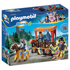 6695-Tribune royale avec Alex - Playmobil Super4