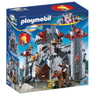 6697-Citadelle transportable du Baron Noir  - Playmobil Super4