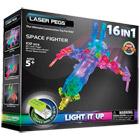 Space Fighter 16 en 1 Laser Pegs