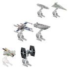 Pack de 2 vaisseaux Star Wars