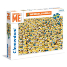 Puzzle impossible 1000 pièces Minions