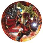 Assiettes Avengers 23 cm