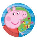 Assiettes Peppa Pig 23 cm