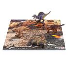 Mini-Dinosaures avec Puzzle Lave
