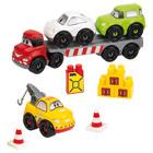 Camion avec voiture Abrick