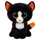 Peluche Beanie Boo's Medium Frights Le Chat