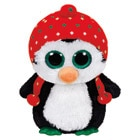 Peluche Beanie Boo's Medium Freeze le Pingouin