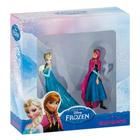 Coffret figurines la Reine des Neiges Anna et Elsa