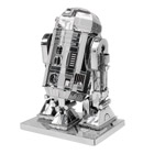 Maquette Métal 3D Star Wars R2D2