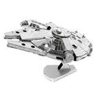 Maquette 3D en métal Millenium Falcon Star Wars