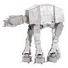 Maquette 3D en métal Quadripode impérial Star Wars