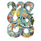 Puzzle 350 pièces octopus