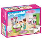 5307-Salle de bains et baignoire - Playmobil Dollhouse
