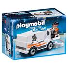 6193-Agent d'entretien et surfaceuse - Playmobil Sport et action