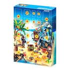 6625-Calendrier de l'Avent ile des pirates - Playmobil Christmas