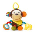 Jouet d'activités singe