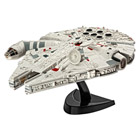 Maquette avion Milennium Falcon Star Wars