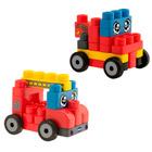 Boite construction véhicule de secours 20 pièces