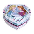 Boîte à Bijoux Coeur Reine des Neiges