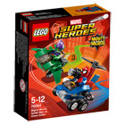 76064-Mighty Micros: Spider-Man contre le Bouffon Vert