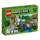 21123-Minecraft Le Golem de fer