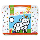 Coloriage Campagne