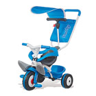 Tricycle baby balade bleu