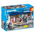5299-Commissariat de police transportable