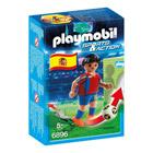 6896-Joueur de foot Espagnol