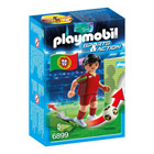 6899-Joueur de foot Portugais
