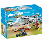 6938-Avion avec explorateurs  - Playmobil Wild Life