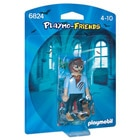 6824-Mutant Loup-Garou - Playmobil