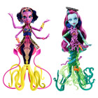 Monster High Poupée barr des frayeurs